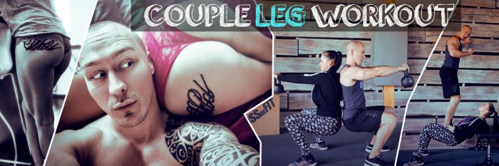 Legs Couple Workout - Video